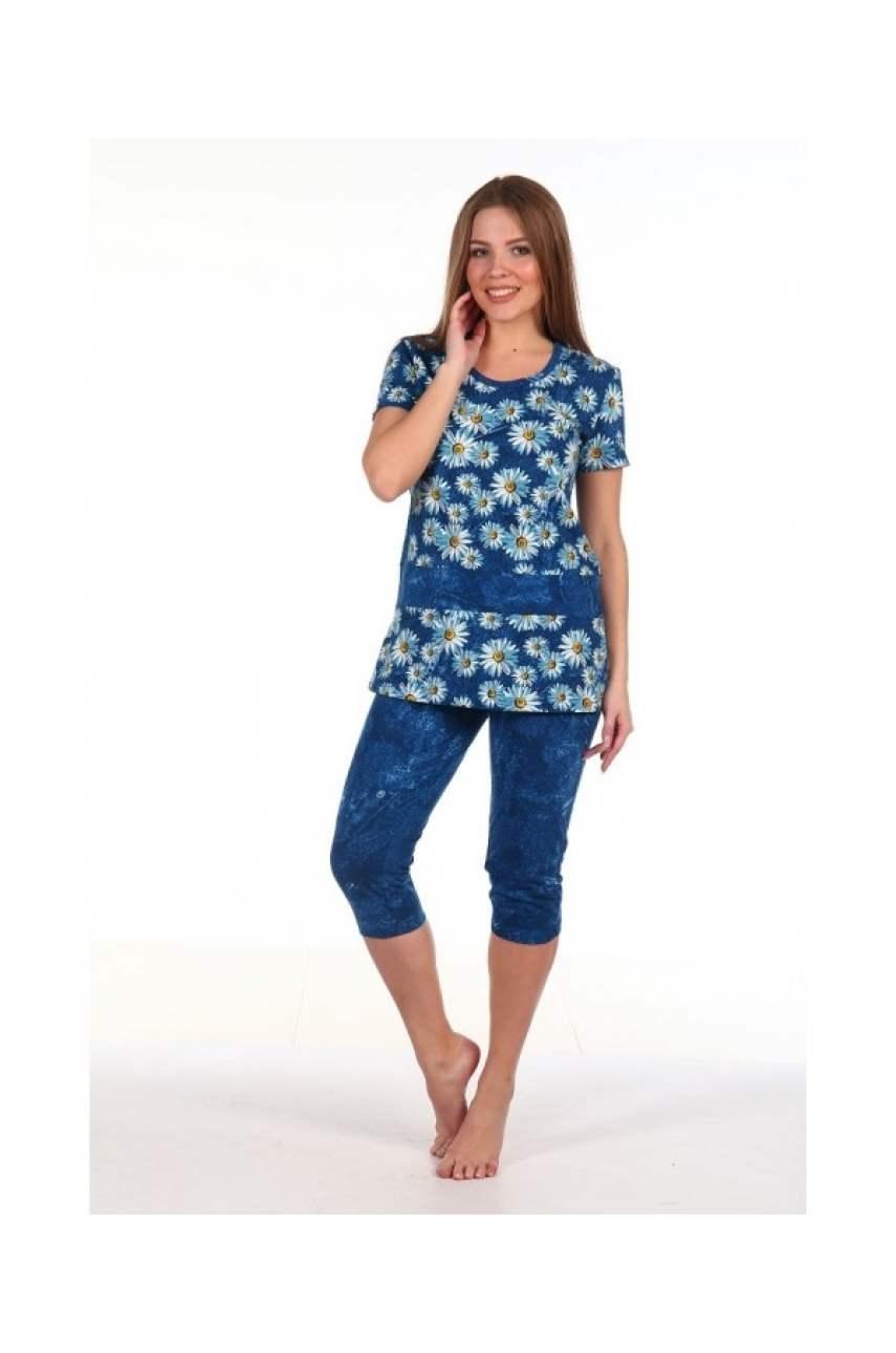 Костюм женский КК18 (джинса)