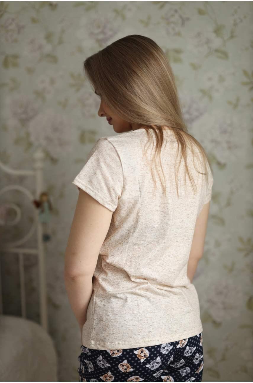 Пижама Ириска бриджи