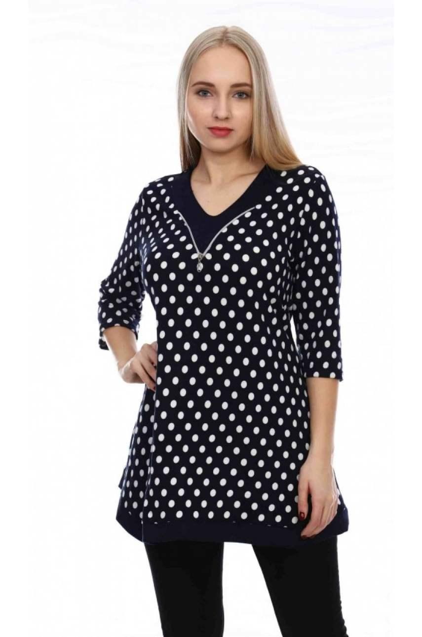 Блуза Бусинка 1
